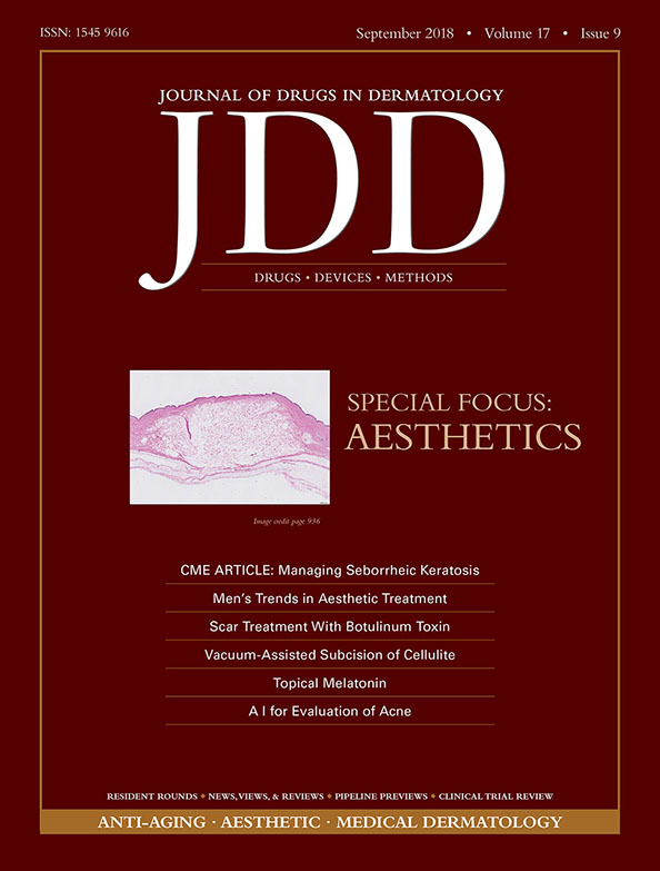 Aesthetics Special Focus September JDD