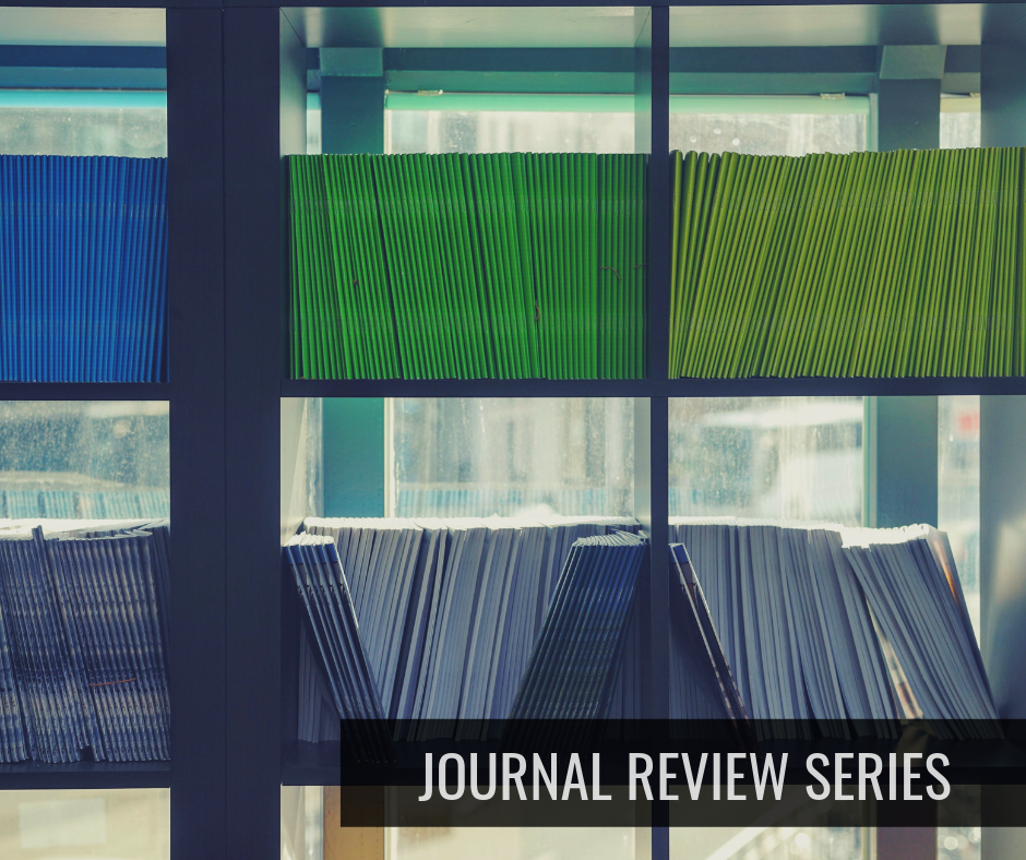Journal Review Series