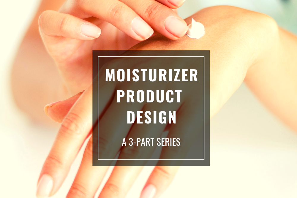 Moisturizer Product Design