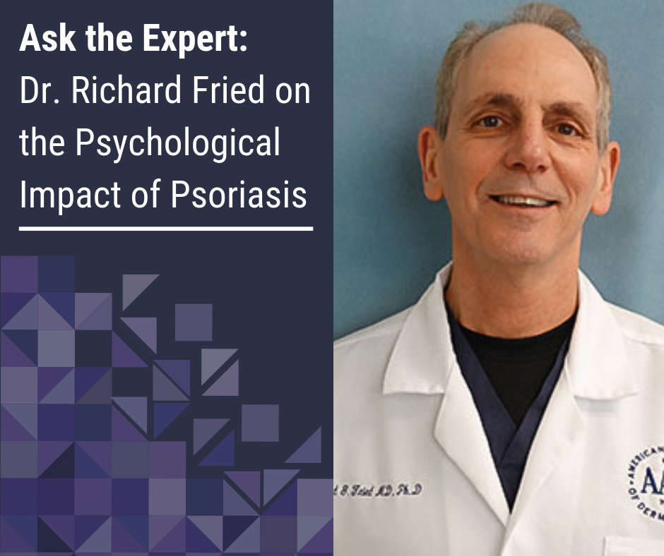 Ask the Expert: Dr. Richard Fried