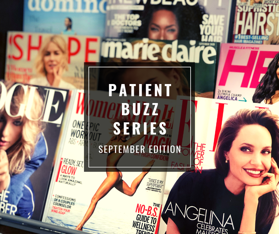 Patient Buzz Series September Edition