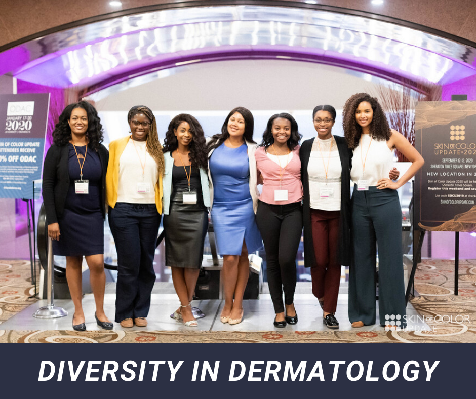 diversity in dermatology