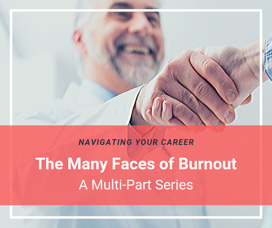 The Many Faces of Burnout