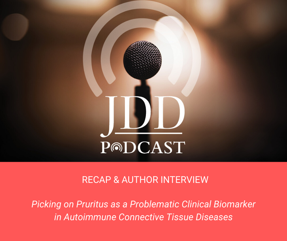 December JDD Podcast on Pruritus