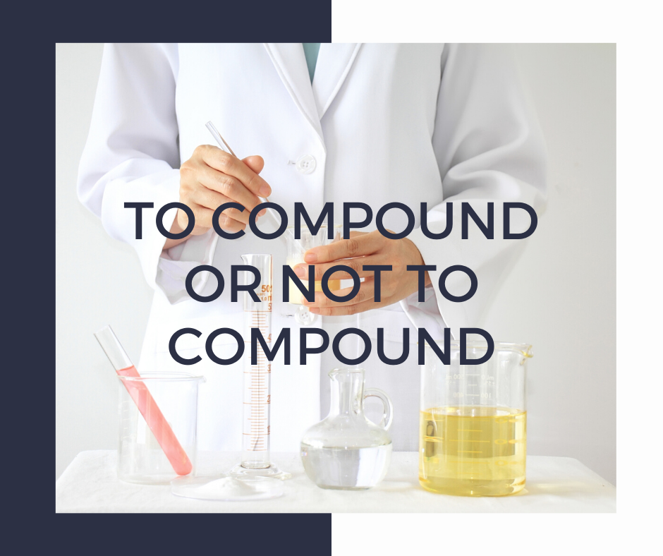 Compounding in dermatology
