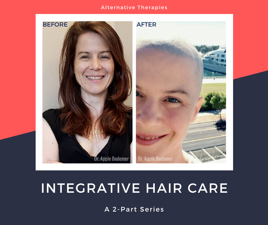 Integrative Hair Care Dr. Apple Bodemer