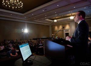 Dr. Adam Friedman at ODAC 2020