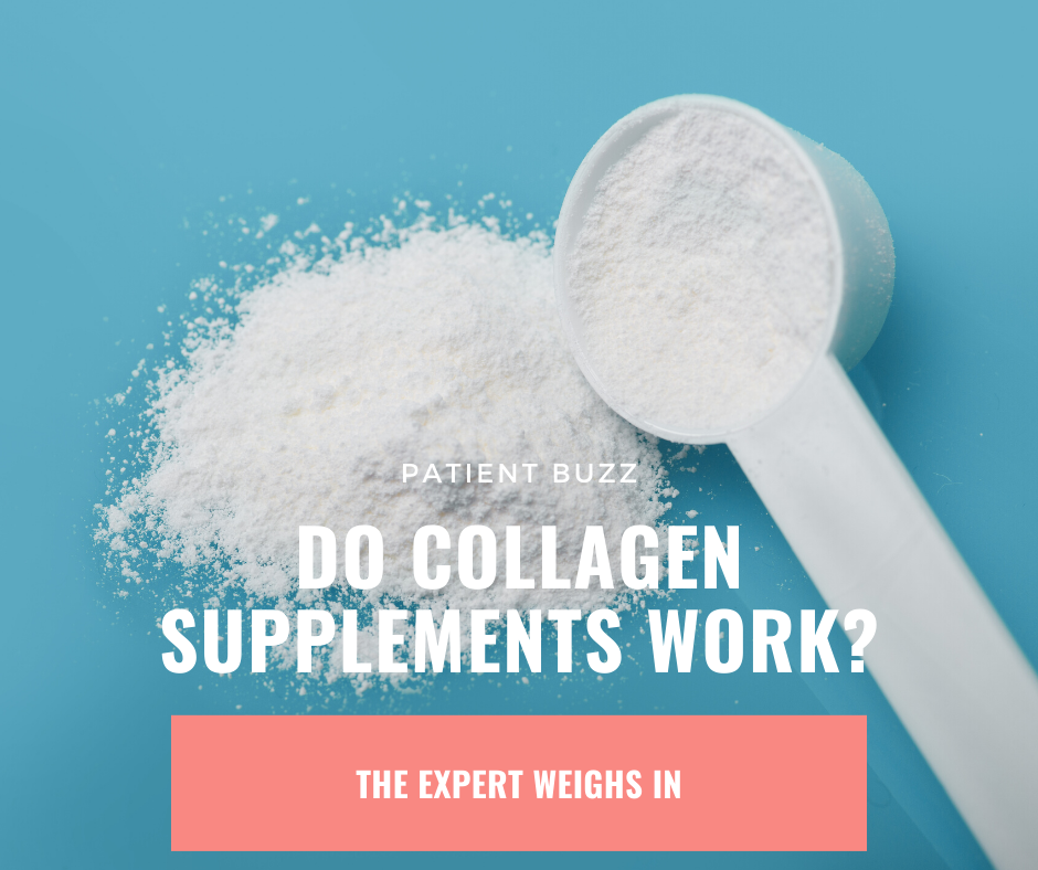 Collagen Supplements for skin health