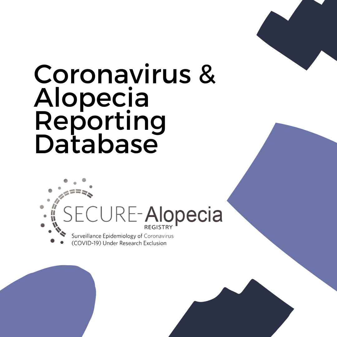 coronavirus alopecia database