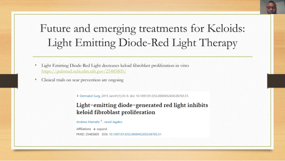 Light emitting Diode-Red Light Therapy