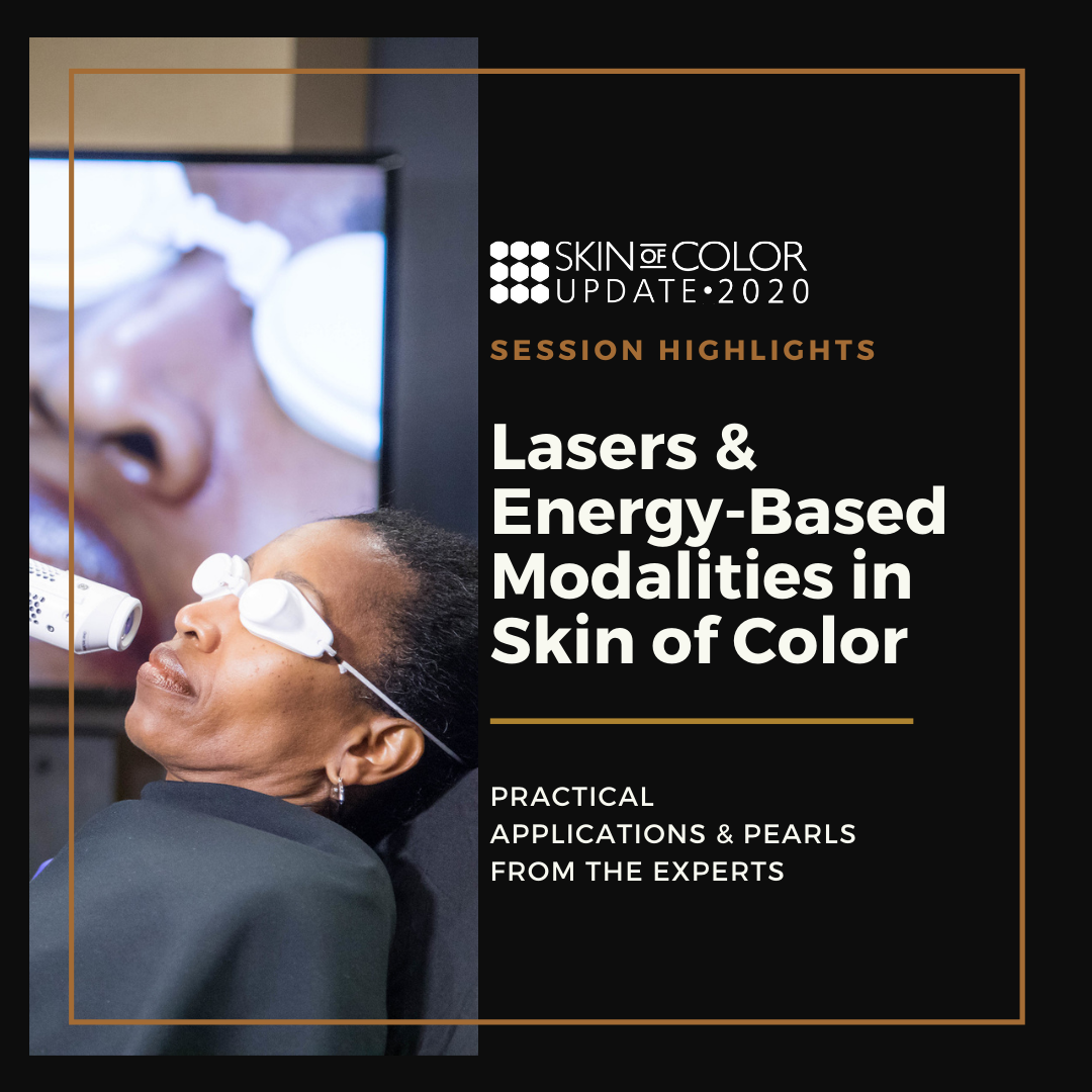 lasers for skin of color