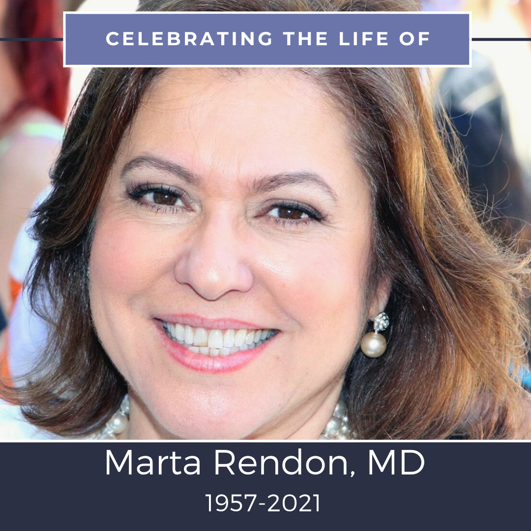 Marta Rendon, MD