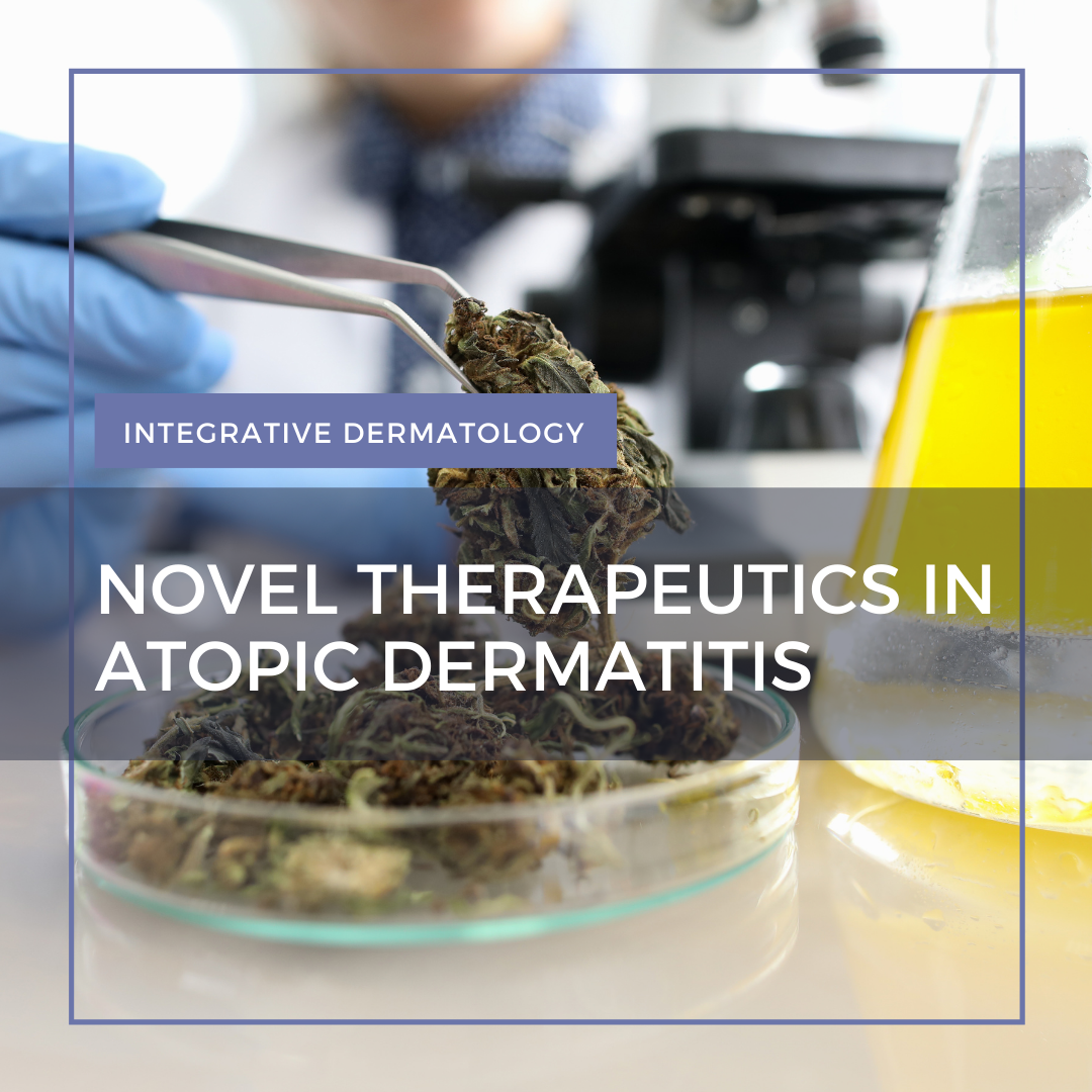 Novel Therapies Atopic Dermatitis