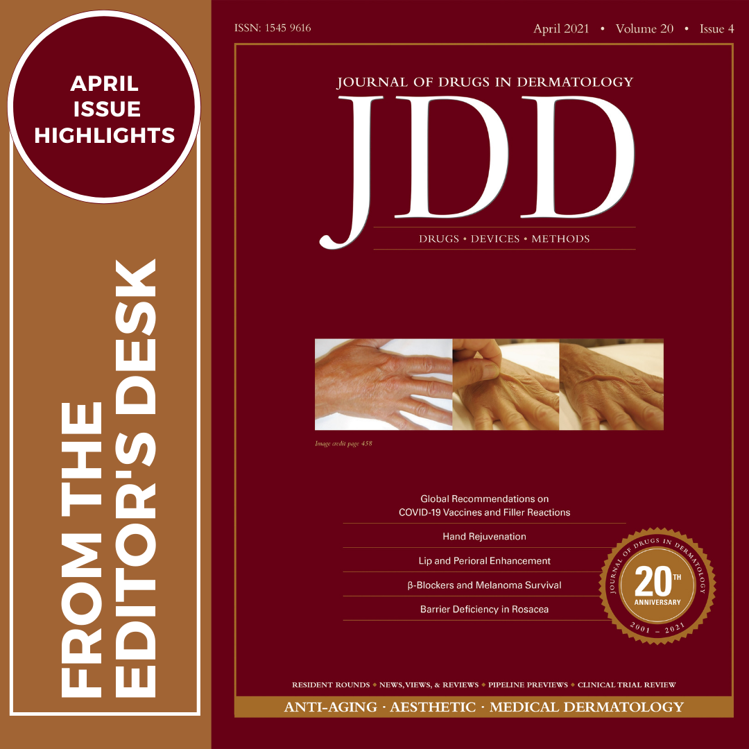 JDD April 2021 Issue