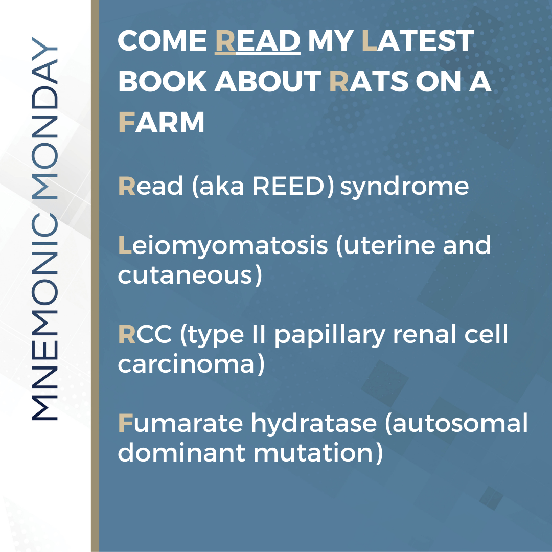 REED Syndrome
