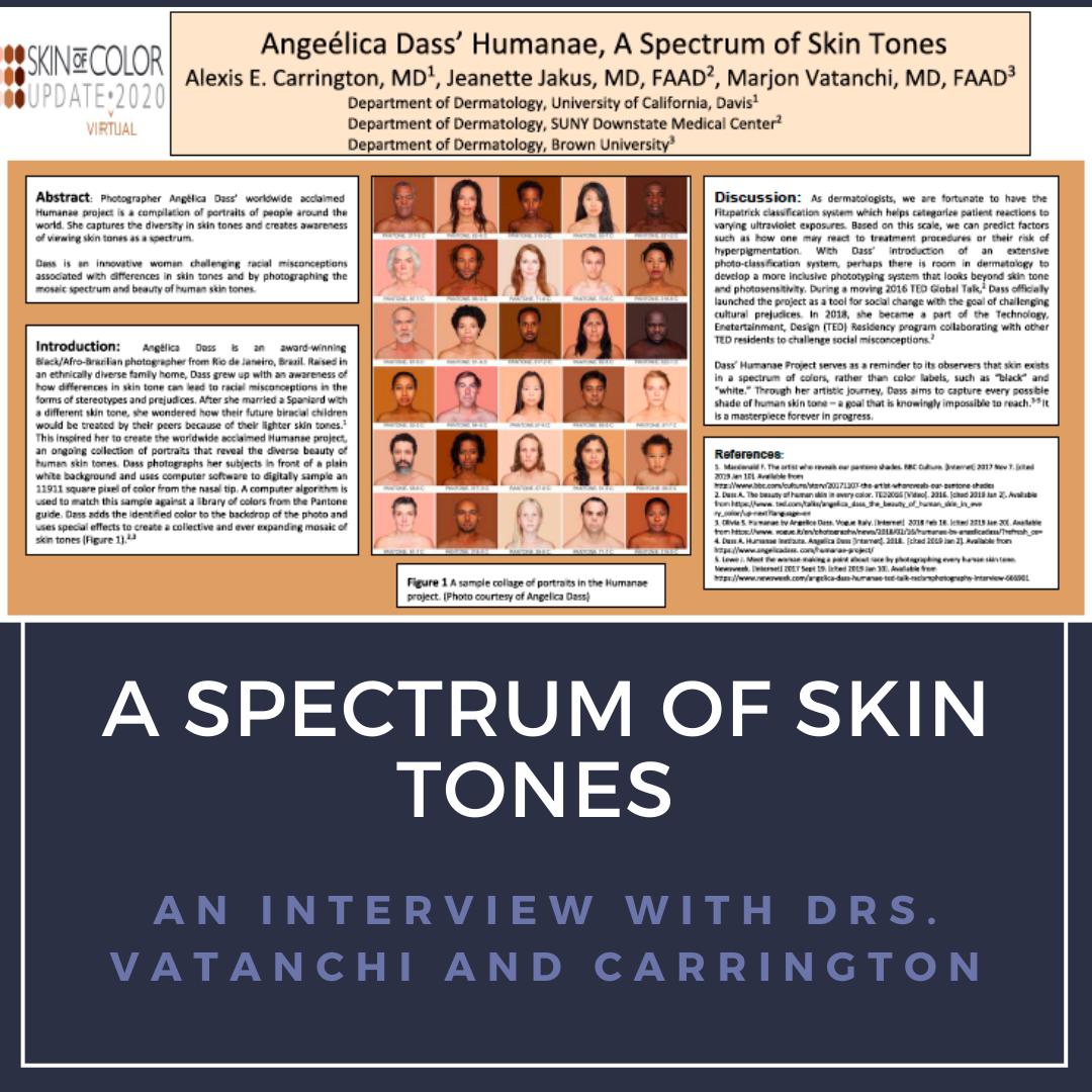 A Spectrum of Skin Tones