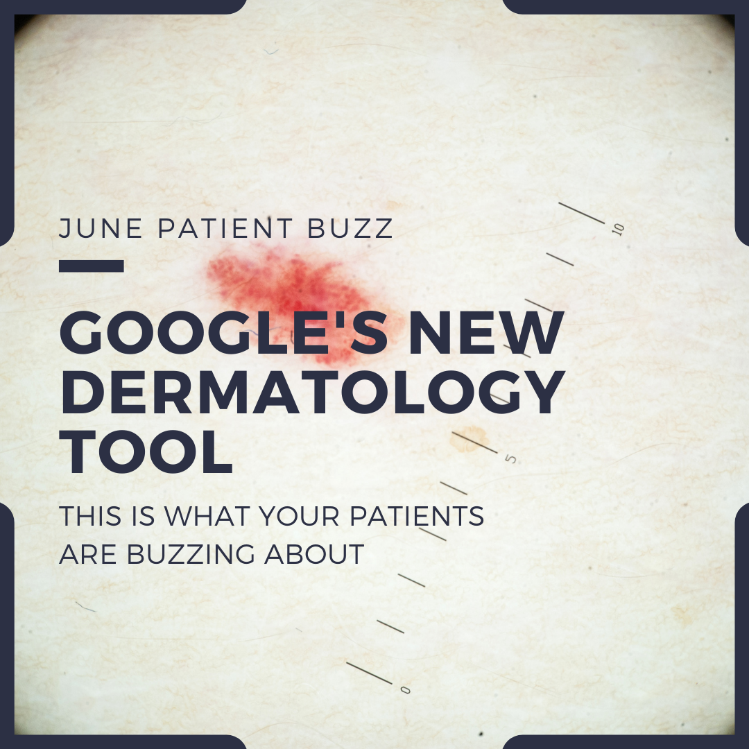 Google's New Dermatology Tool