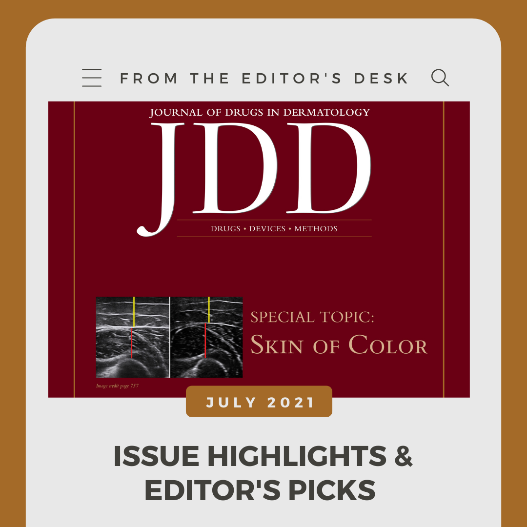 JDD Skin of Color Issue