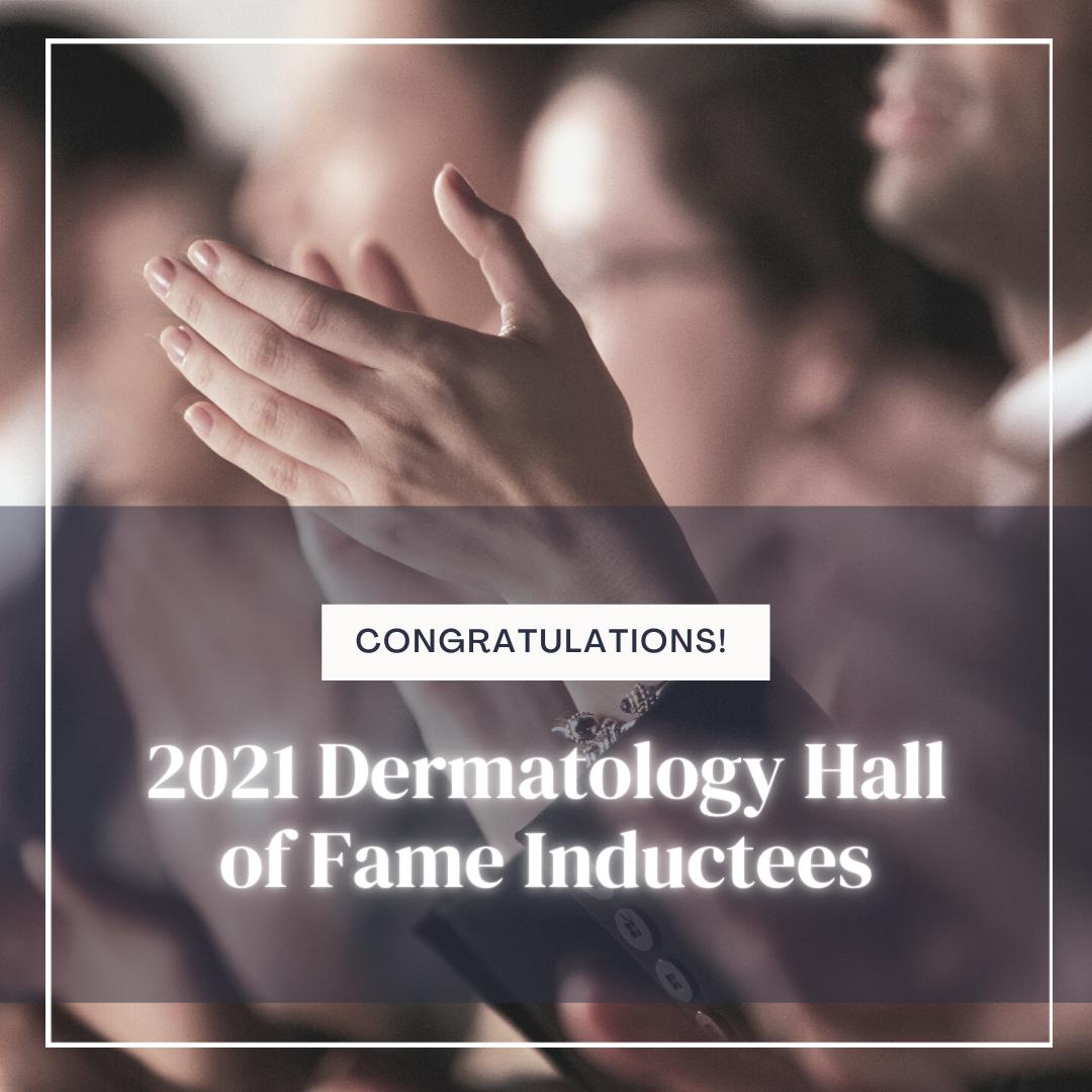 Dermatology Hall of Fame