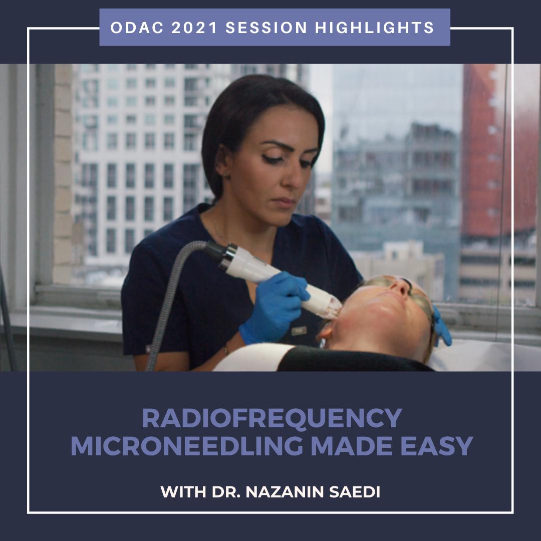 Radiofrequency Microneedling