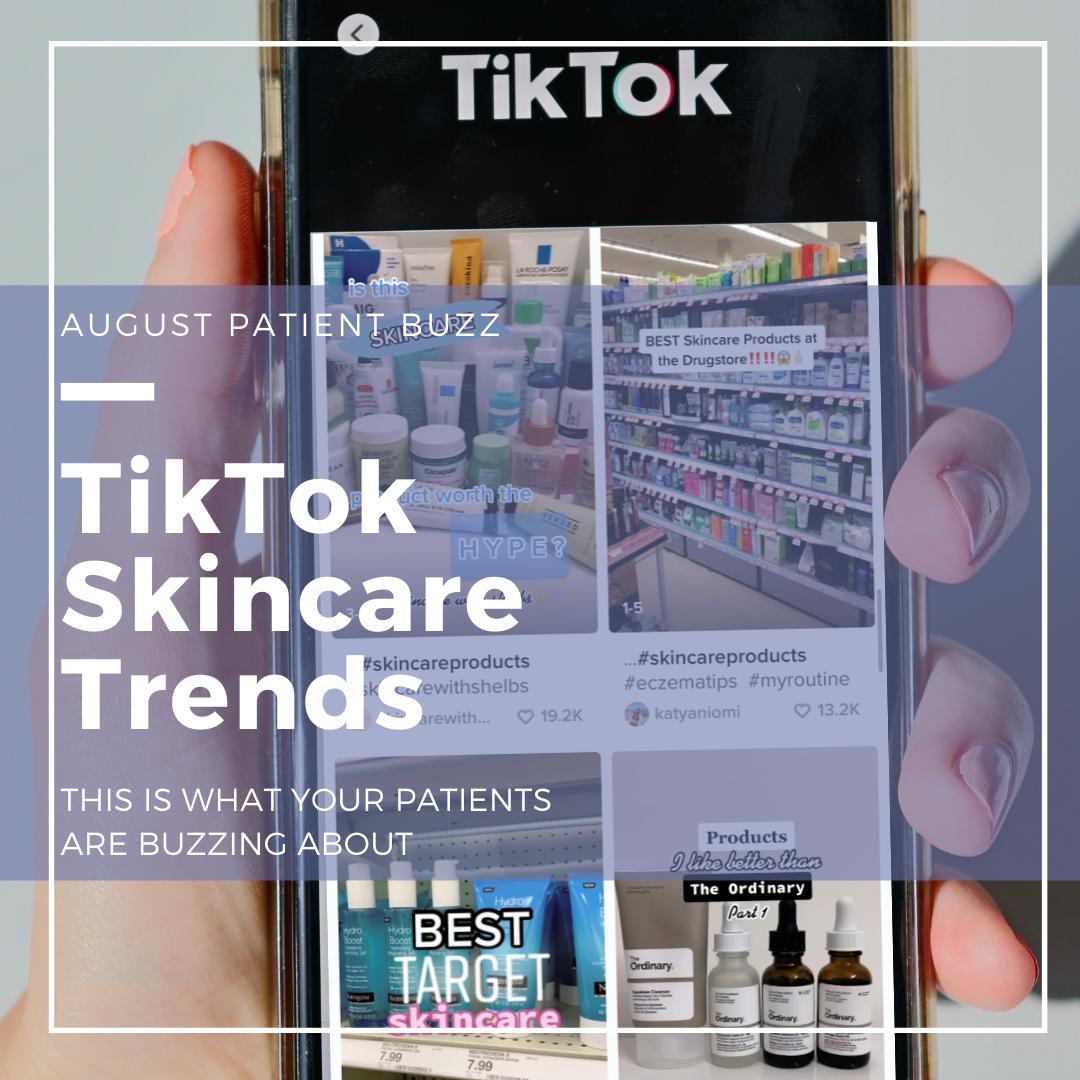 TikTok Skincare Trends