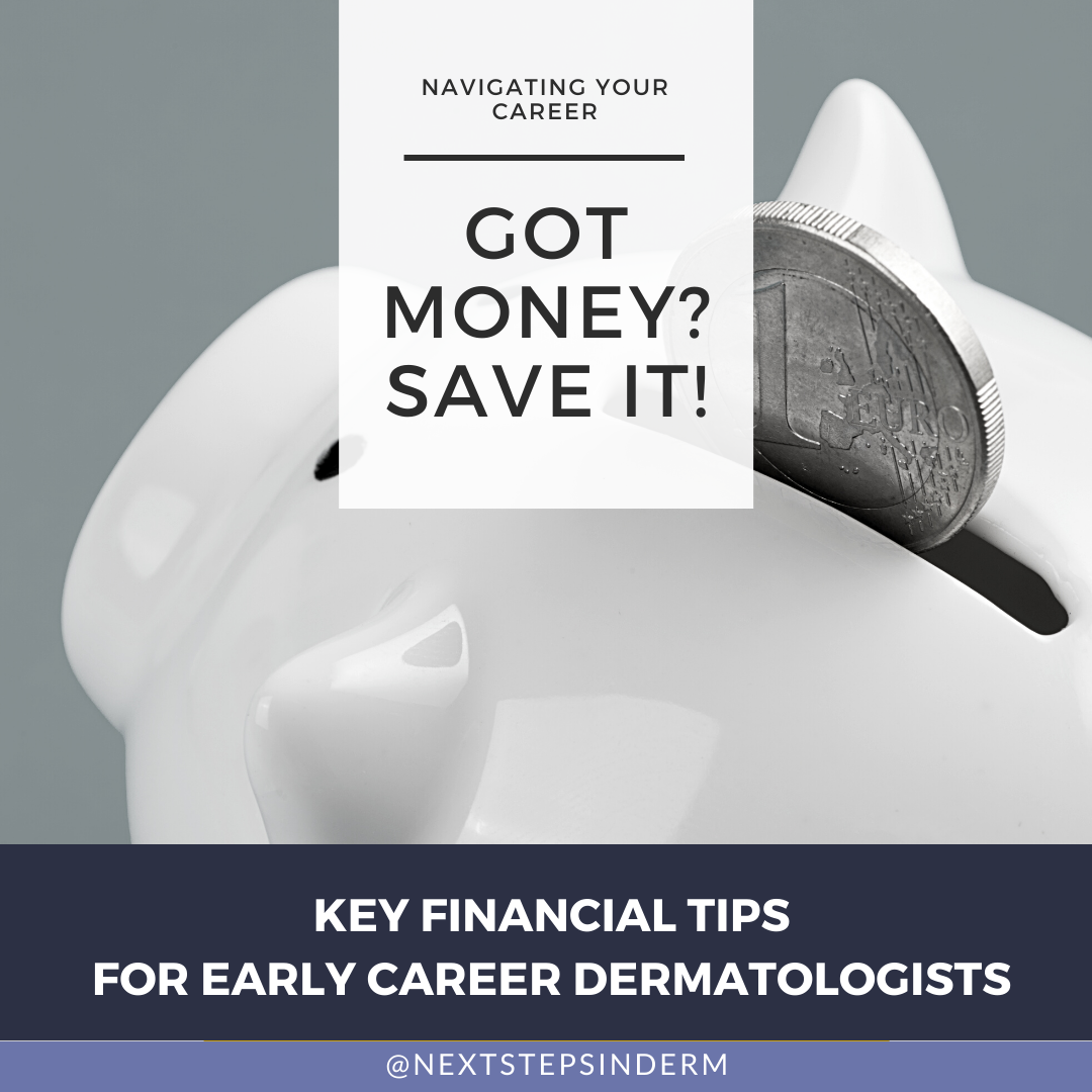 key financial tips for dermatologists