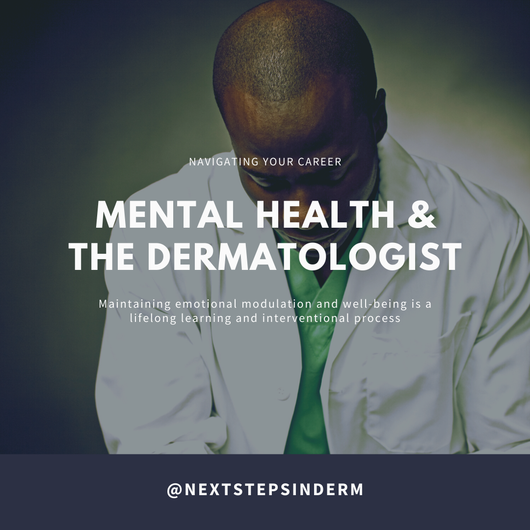 mental health and the dermatologist